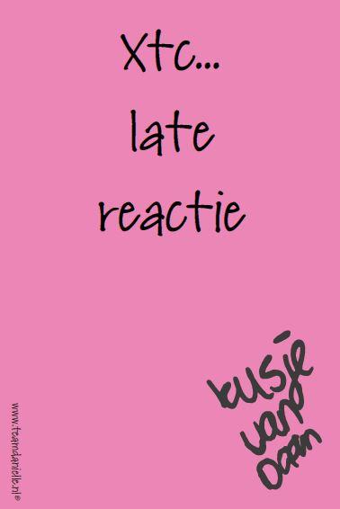 Kusje-5okt-late reactie
