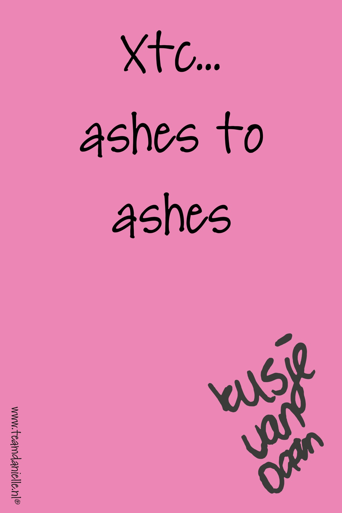 Kusje-180223-m-ashes to ashes