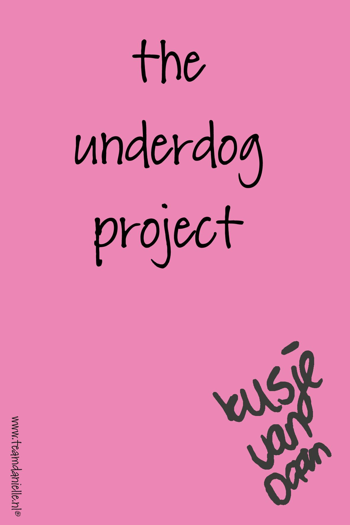 Kusje-180731-m-the underdog project
